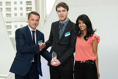 The Computer Science, IT & Physics Undergraduate of the Year Award sponsored by FDM