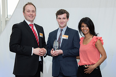 The Construction, Engineering & Design Undergraduate of the Year Award sponsored by Laing O'Rourke