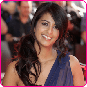 Our host: Konnie Huq