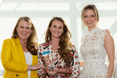 The Fashion Retail, Buying and Merchandising Undergraduate of the Year Award, sponsored by Marks & Spencer