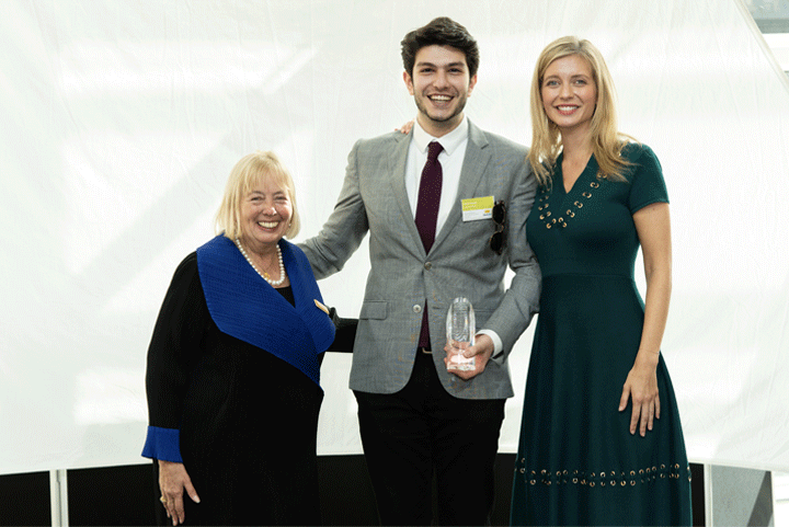 2019 Winners | Undergraduate of the year